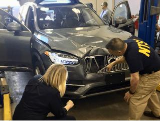 Автомобиль на автопилоте Uber впервые сбил пешехода насмерть