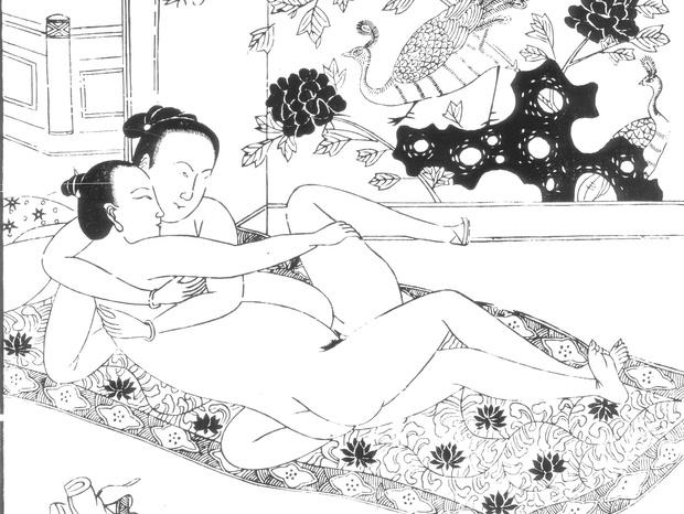 Фото №1 - 5 самых старых секс-энциклопедий в мире, которые заставят тебя покраснеть