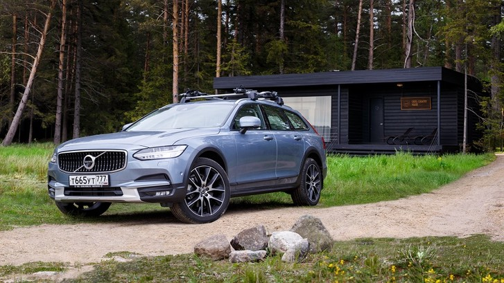 Фото №4 - Volvo открыл отель на Финском заливе