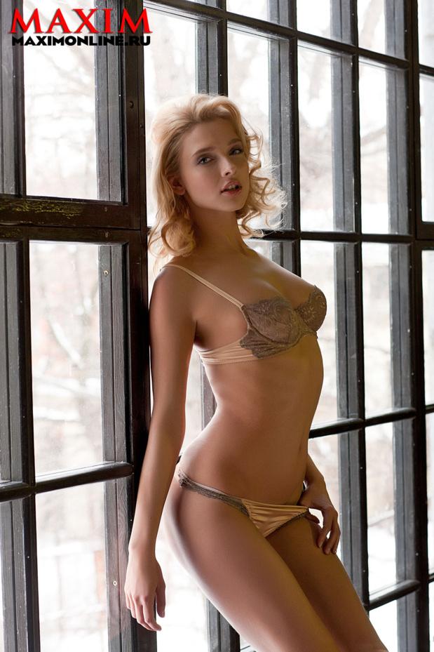 Светлана Степанковская для Maxim