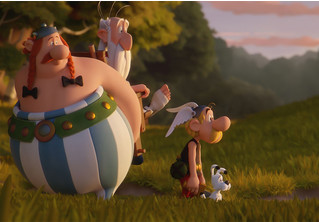 «Астерикс и тайное зелье»: серьезная рецензия на смешной мультфильм
