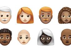 Apple показала, как будут выглядеть новые эмодзи! Наконец-то у темнокожих с рыжими усами появится аватар!