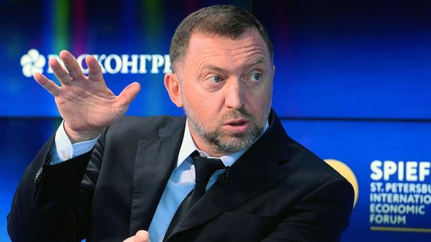 Фото №1 - Лёгкий способ заработать 600 тысяч долларов — выяснить, почему против Олега Дерипаски ввели санкции