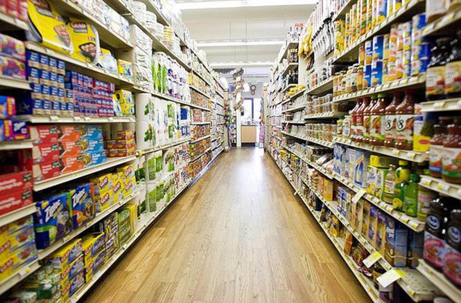 Ряды в супермаркете
