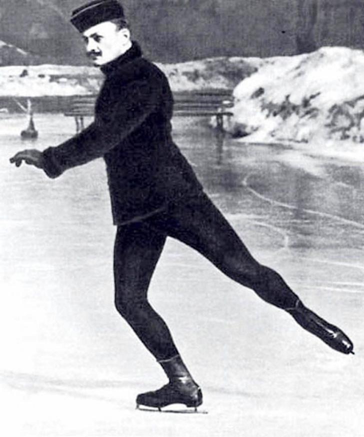 Фото №3 - Русский фигурист, который тайно стал олимпийским чемпионом