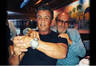 Сильвестр Сталлоне выпустил «неубиваемые» часы