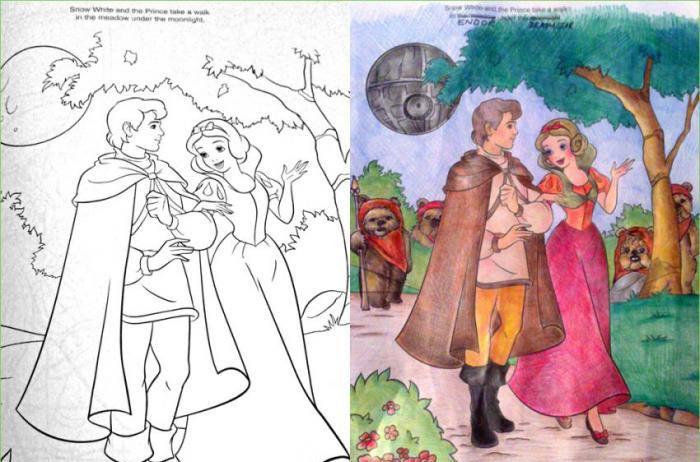 Фото №8 - Я безбожник, я так вижу: Когда детская раскраска превращается в запрещенную литературу