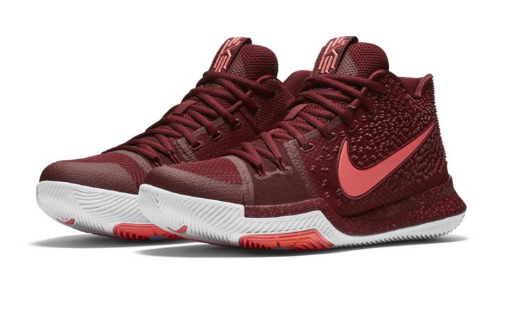 В сети магазинов кроссовок и кед Street Beat появилась новая расцветка именной модели звезды НБА Кайри Ирвинга Nike Kyrie 3