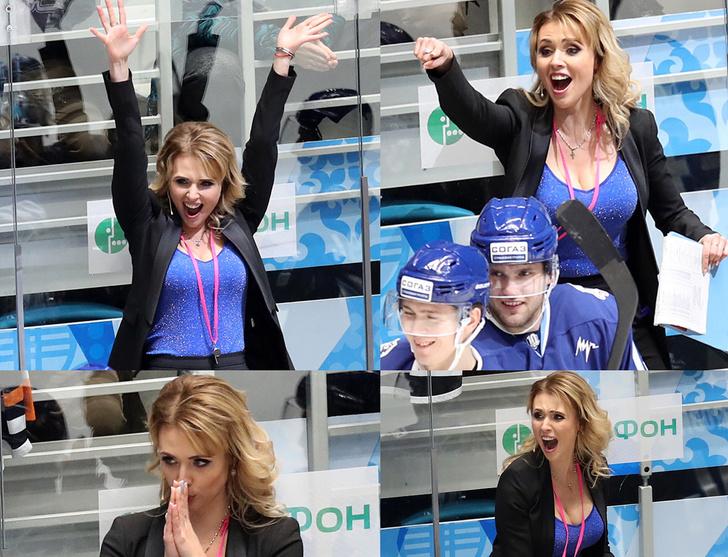 Фото №4 - Дарья Миронова: «Мужчины, учитесь у Ковальчука, как носить свою жену на руках!»