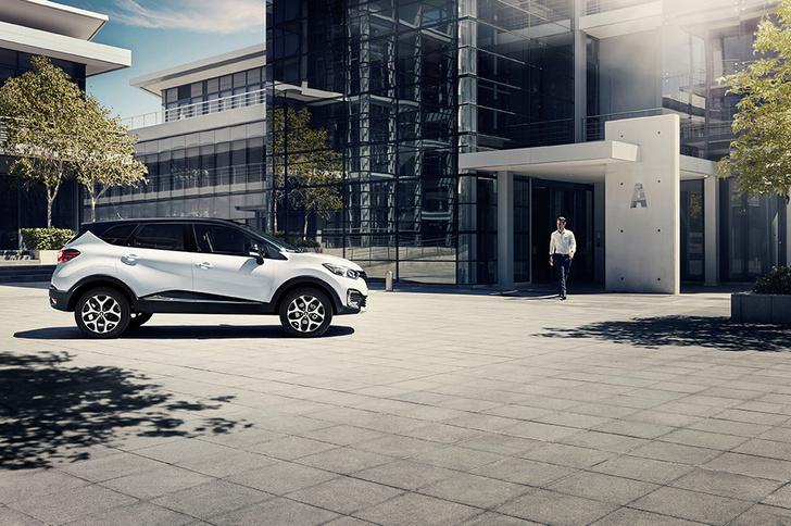 Фото №2 - Почему Renault Kaptur это круче, чем ты думаешь