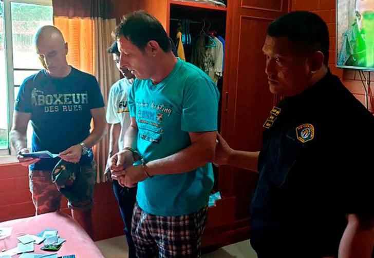Фото №1 - В Таиланде арестовали мошенника, который выдавал себя за Джорджа Клуни