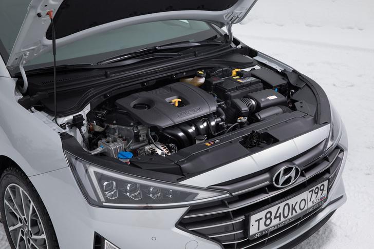 Фото №7 - Hyundai удивила ценой обновленной Elantra