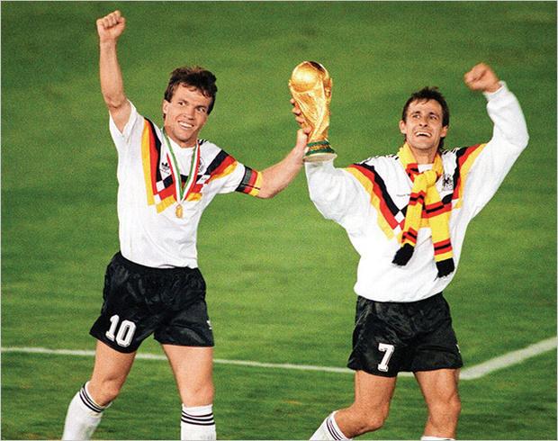Фото №14 - Самые увлекательные факты из истории чемпионатов мира по футболу