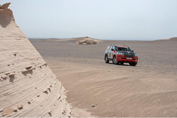 Пустыня Такламакан, фото 1