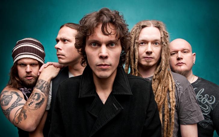 Фото №3 - Выиграй билеты на концерт и живую встречу с легендарными HIM и The Rasmus