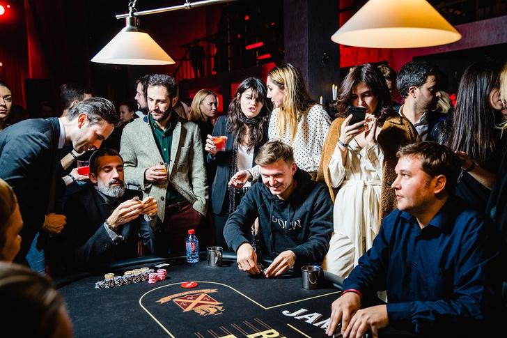 Фото №32 - Состоялась заключительная покерная вечеринка из серии Jameson Sips&Chips
