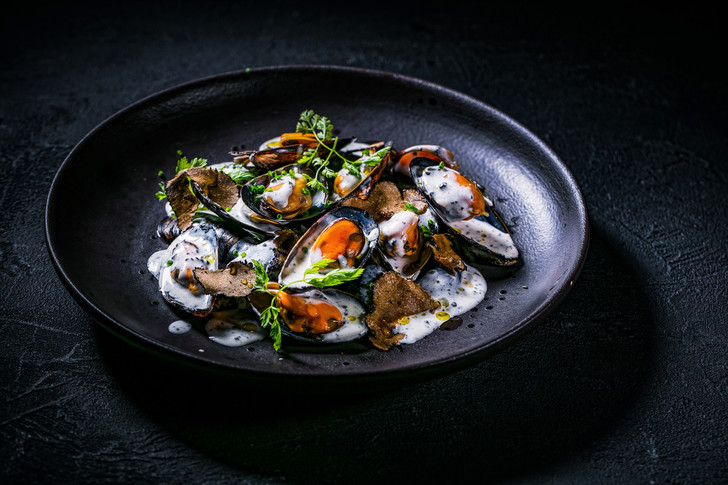 Фото №1 - «Мидии мечты» – новая точка для поклонников морепродуктов