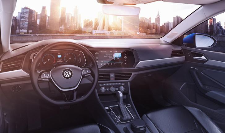 Фото №3 - Новый Volkswagen Jetta: жди в России через год