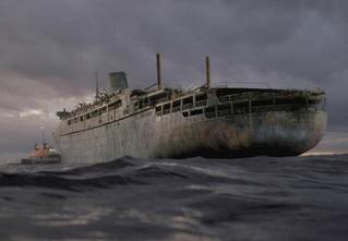 Семь легендарных кораблей-призраков, бороздивших моря