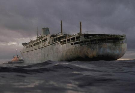 Семь легендарных кораблей-призраков, когда-либо бороздивших моря