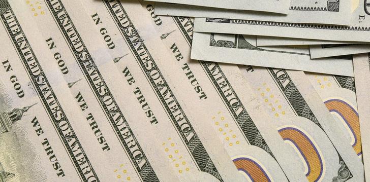Фото №1 - Американским атеистам не удалось избавиться от фразы In God We Trust на банкнотах