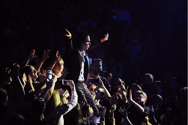 Фото №1 - Nick Cave и его грандиозное шоу в России!