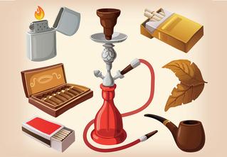 Градация способов потребления табака по степени вредности
