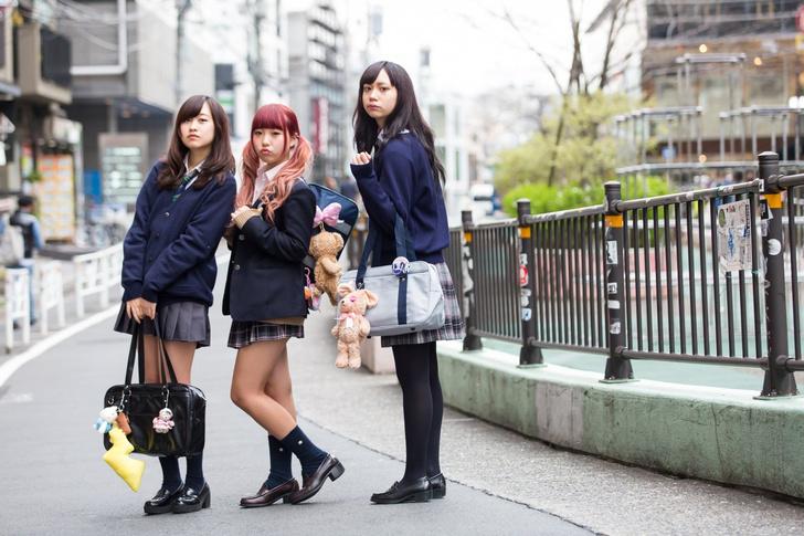 Фото №1 - Никогда не спрашивай японок, почему они любят сумочки!