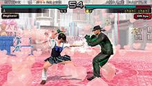 Фото №14 - Девушки из игры Tekken — добро должно быть с кулачками