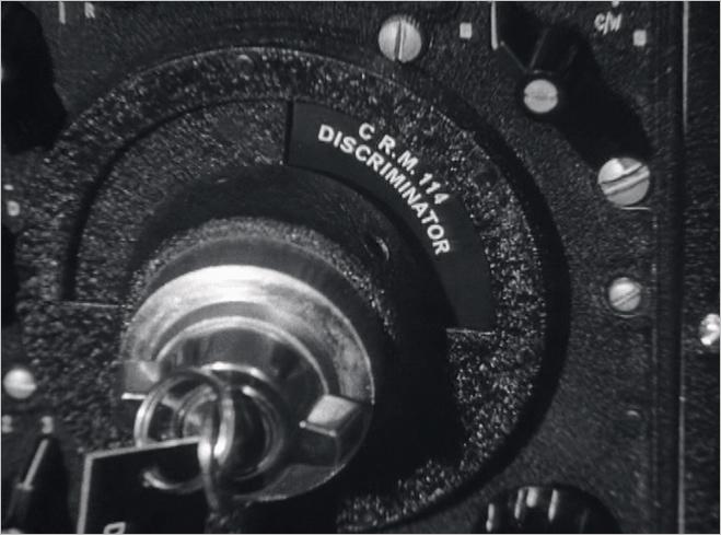 «Доктор Стрэйнджлав»  код «C.R.M. 114»