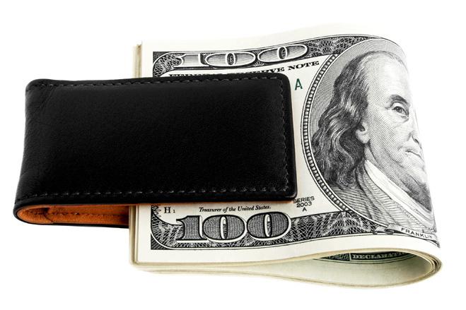 Бумажник или зажим для денег