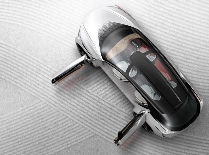Фото №6 - Электрический концепт Nissan IMx намекает, на чем ты будешь ездить на дачу лет через десять