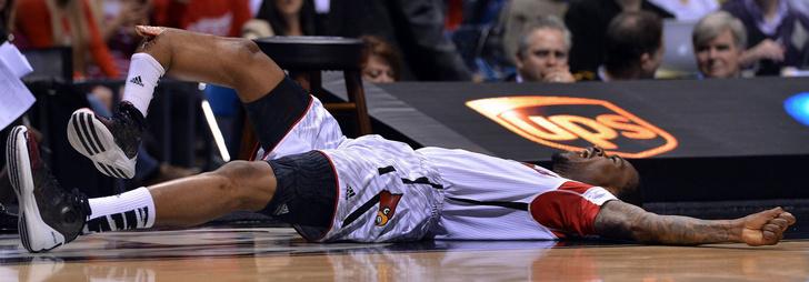 Фото №2 - Самые жуткие травмы в истории спорта