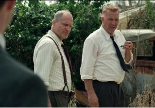 Старики — «Разбойники»: Кевин Костнер и Вуди Харрельсон в трейлере нового боевика от Netflix