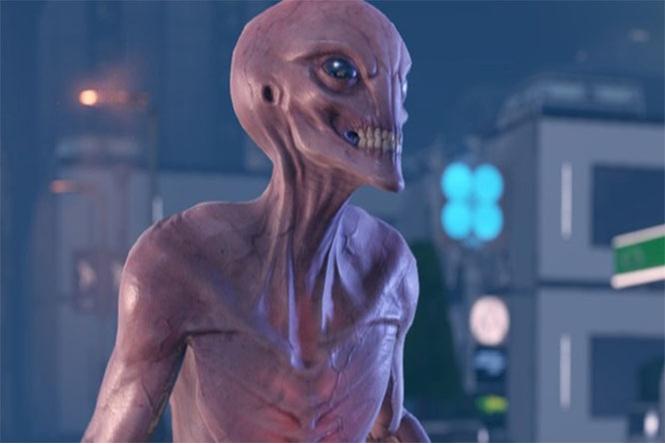 В интернете приземлился трейлер долгожданной игры про инопланетян