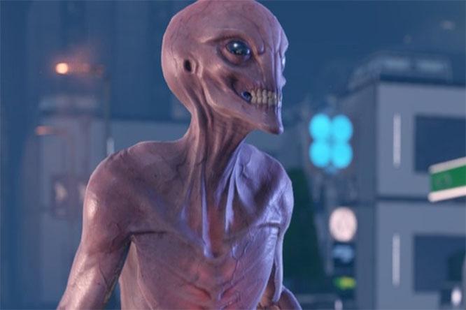 Фото №1 - В интернете приземлился трейлер долгожданной игры про инопланетян