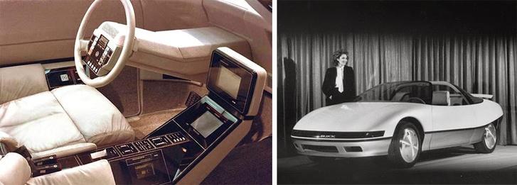 Фото №3 - Как представляли в прошлом автомобили будущего