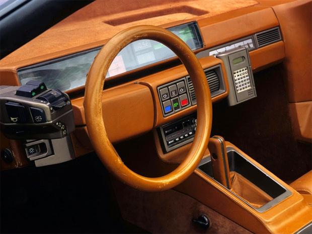 Фото №5 - Как представляли в прошлом автомобили будущего