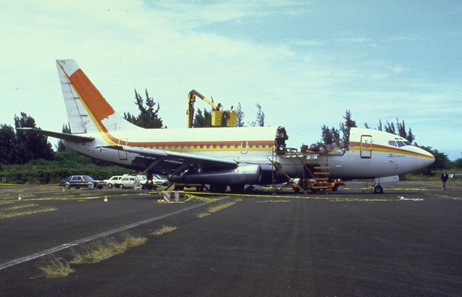 Боинг 737-297, Aloha Airlines