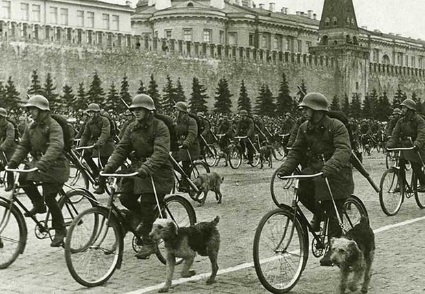 Фото №43 - Непридуманная история велосипедных войск