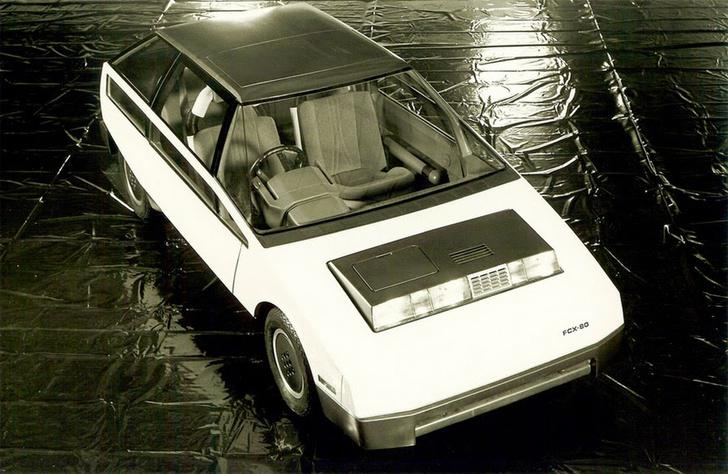 Фото №10 - Как представляли в прошлом автомобили будущего