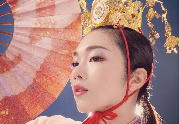 Фото №1 - В финал «Мисс мира — 2018» вышла пра-пра- и еще 20 раз правнучка японского самурая