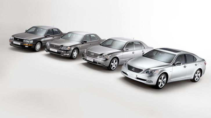 Фото №2 - Lexus LS — автомобиль, в котором сначала электрификация, а потом уже революция