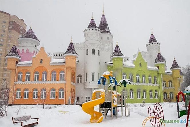 Фото №5 - Иностранцы с изумлением разглядывают русский детский сад