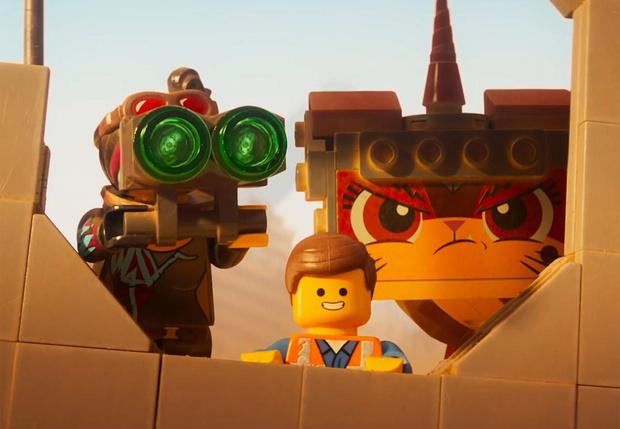 Фото №1 - Вышел новый трейлер «Лего. Фильм 2», и он очень смешной