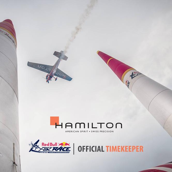 Red Bull Air Race и его хронометрист
