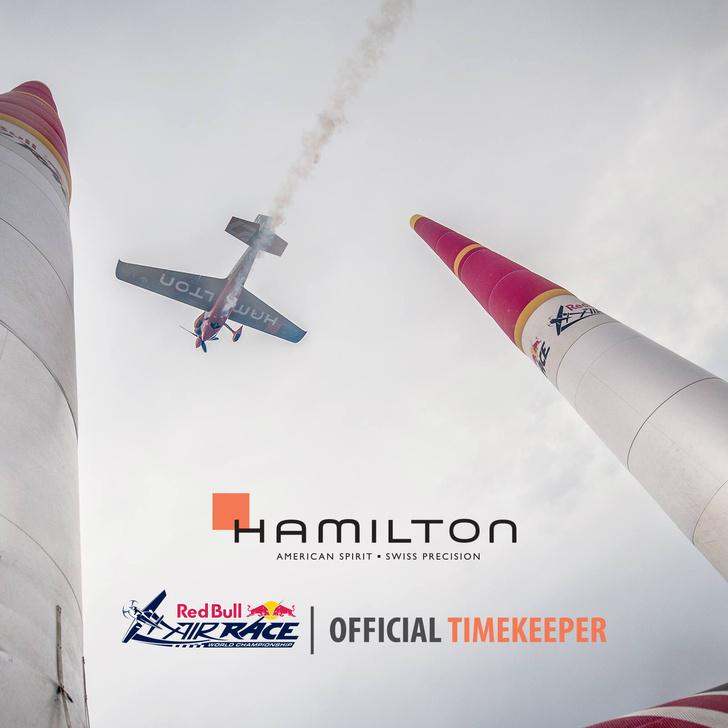 Фото №1 - Red Bull Air Race и его хронометрист