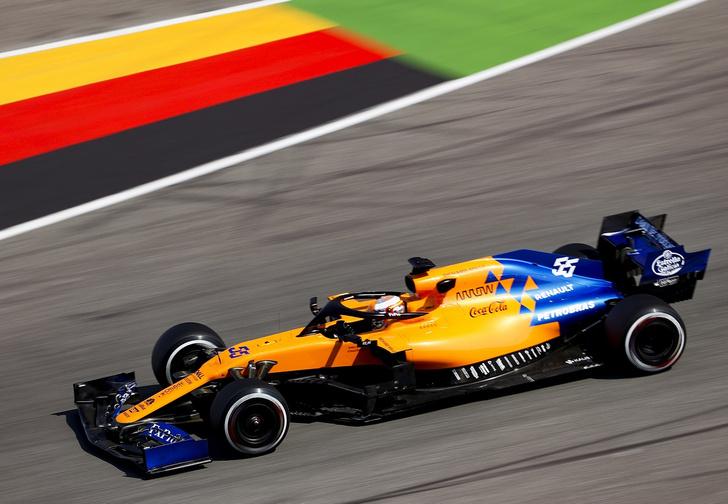 Фото №2 - glo объявляет о сотрудничестве со знаменитой автогоночной командой McLaren