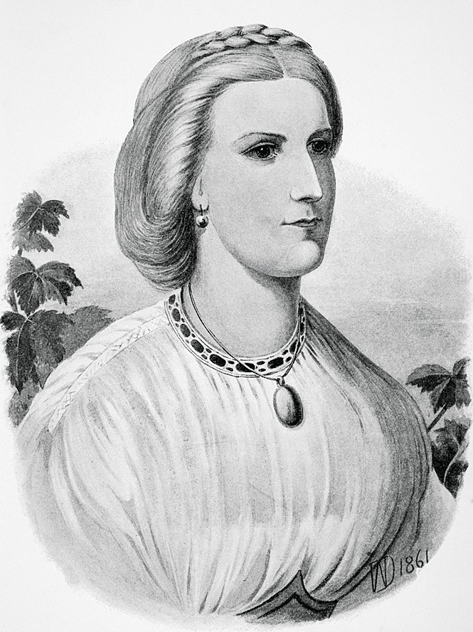 Жена Изабель