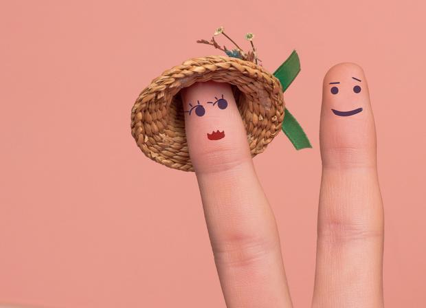 Фото №1 - Это не миф: по твоим пальцам можно судить о длине твоего пениса